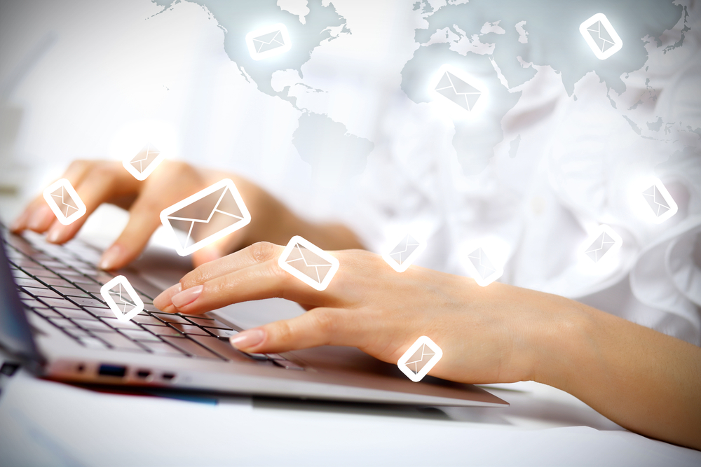 e-mail information collection works