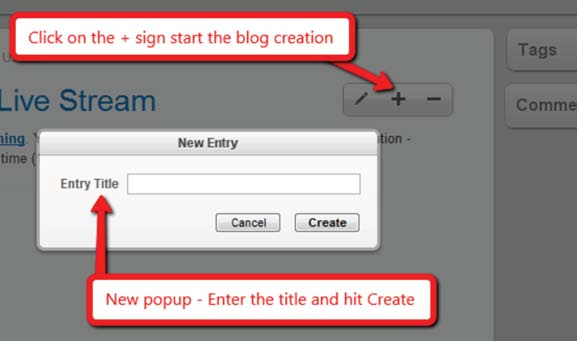 How to make your own edu blog for How to build a blog