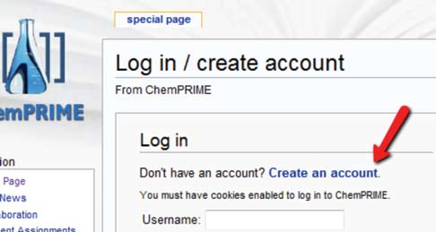 wiki make account tutorial