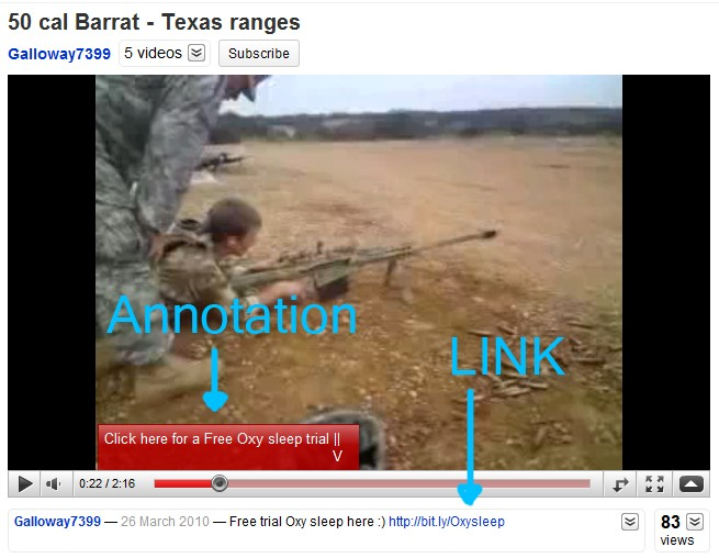youtube-link-placing