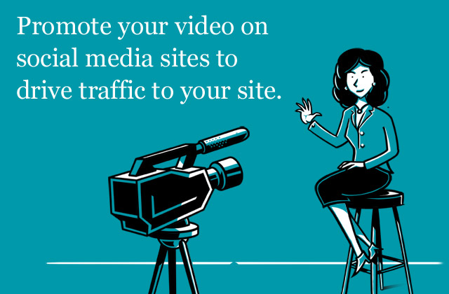 drive traffic to your videos