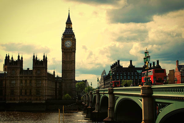 A Secret Holiday in London