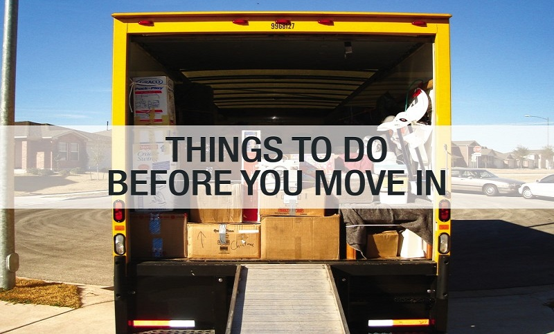3 Most Important Things to Do Before You Move