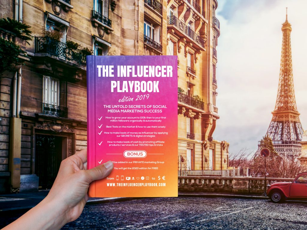 The Influencer Playbook 2019 edition REVIEW