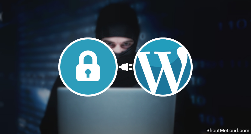 6 rules for a good basic WordPress security